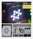 Guangzhou Popular12PCS 15W 6 in 1 Batterie-Licht