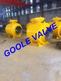 150lb / 300lb / 400lb / 600lb / 900lb / 1500lb Soupape à bille entièrement soudée en acier forgé (GAQ61 / 7PPL)