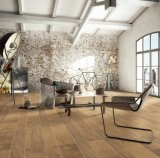 Telha vitrificada madeira da porcelana da madeira para a parede e o assoalho (LF04)