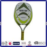 Fabrik-Preis-heißer Verkaufs-voller Kohlenstoff-Strand-Tennis-Schläger