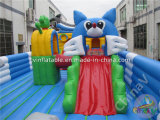 Cabritos inflables Funcity, patio animal inflable de la diversión