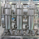 天然水の清浄器の機械/プラント