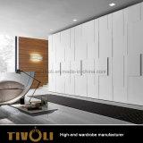販売Tivo-0058hwのための広く白く永続的なワードローブの家具の戸棚
