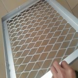Weided Wire Mesh Panel Panneau en maille en aluminium en métal agrandi avec le plus récent Design Factory Price