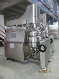 Machine émulsionnante de mélangeur de mélangeur de guindineau de vide de conformité de la CE pour la crème cosmétique faisant et se mélangeant