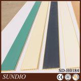Verdrängte WPC materielle dekorative Wand mit pp.-Film-Oberfläche