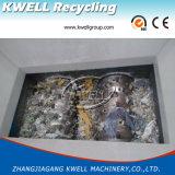 Déchiqueteuse en plastique / Plastique industriel à deux arbres Shredder