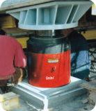 목적 유압 들개를 들거나 밀거나 당기는 것은 50 톤에서 1000 톤에 배열한다