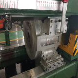 riga di alluminio della pressa per estrudere 650t