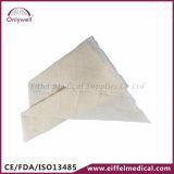 承認されるセリウムが付いている三角の包帯をトレインする医学の綿のガーゼ