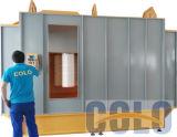 Puder-Farbanstrich-Geräten-Stand (Cabina de Pintura en polvo)