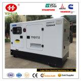 Yanmar con el generador diesel silencioso insonoro de Stamford 16kw/20kVA
