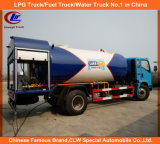 20000 litros de estação de enchimento 10tons do patim do tanque do gás do LPG com escala ou o distribuidor de enchimento