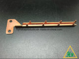 Подгонянный металлический лист высокой точности SPCC/части с вырезыванием лазера