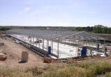 Здание птицефермы стальной структуры высокого качества