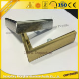 Aluminio de extrusión de aluminio más popular marco con piezas de aluminio