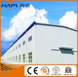Vorfabriziertes Stahlgebäude mit modernem Entwurf und guter Qualität