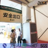 Tipo industrial de refrigeração ar condicionador de ar do gabinete do A/C de 29 toneladas com grande fluxo de ar
