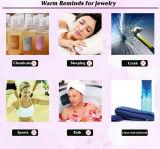Boucles d'oreille de bijou d'urne d'acier inoxydable/goutte pour les oreilles/Earbob pour des femmes