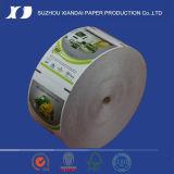 Het populairste Broodje van het Document voor het Afdrukken van het Thermische Chemische product van de Deklaag van het Document