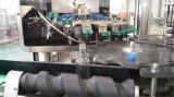 Máquina de rellenar del vinagre automático en la botella de cristal