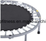 Mini Trampoline interno Foldable com a barra do punho para a venda