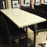 Tabella di superficie solida durevole del ristorante degli alimenti a rapida preparazione di Kfc