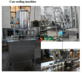 Washine 탄산 음료를 위한 채우는 밀봉 기계 애완 동물 깡통