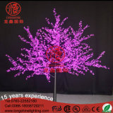Im Freienled-Kirschblüten-Baum-Dekoration-Lichter für feenhafte Hochzeit