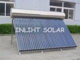 36tubes Stainles acero SUS201 calentador de agua solar (ventas calientes)