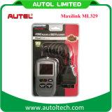 Aftasten van de Scanner OBD van Maxilink Ml329 van de Scanner van de auto het Kenmerkende Universele Auto dan beter Al319 Autel Maxilink Ml329