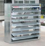 Extractor de acero plástico del fabricante de Foshan para el invernadero agrícola industrial