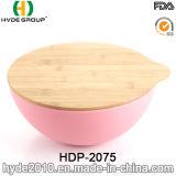 Organische BPA geben Bambusfaser-Salat-Filterglocke frei (HDP-2075)
