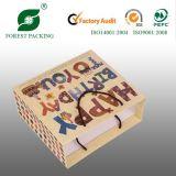 Симпатичная бумажная хозяйственная сумка (FP7018)