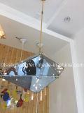 Iluminación de cristal moderna de Hanfing LED del diamante del nuevo diseño para la decoración interior