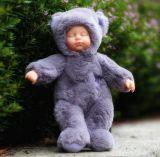 Costume en plastique 3D en peluche Peluche