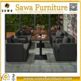 Alime hoch rückseitiger Sofa-Stand, der ringsum Gaststätte-Möbel setzt