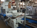 Cnc-horizontale Drehbank-Maschine mit hohe Präzisions-gutem Preis