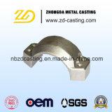 Pièces de pièce forgéee d'acier inoxydable avec le service de usinage