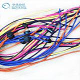Изготовленный на заказ веревочки эластика шнуров Bungee