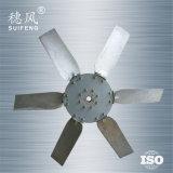 De regelbare Bladen van de Ventilator van de Legering van het Aluminium met 8 Bladen