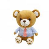 Brinquedos de fala enchidos macios feitos sob encomenda do urso da peluche do luxuoso do urso da peluche da graduação