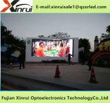 Étalage de module de l'écran RVB de la publicité extérieure de P6 DEL