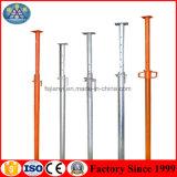 Divers type tous les supports réglables d'acier d'échafaudage de hauteur peints par série