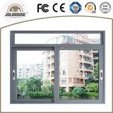 Kundenspezifisches UPVC schiebendes Fenster der gute Qualitätsfertigung