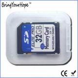 Cartão de memória de alta velocidade da capacidade total real 32GB SDHC (32GB SD)