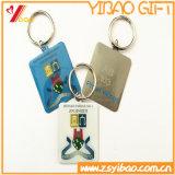 Изготовленный на заказ Heart-Shaped подарок Keychain логоса (YB-HD-87)
