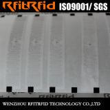 UHFの反金属の抵抗防水RFIDのラベルの札