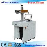 Machine de fibre optique d'inscription de laser de commande numérique par ordinateur pour le métal
