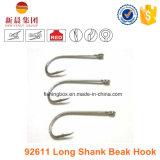 Высокуглеродистый стальной длинний крюк клюва хвостовика 92611
